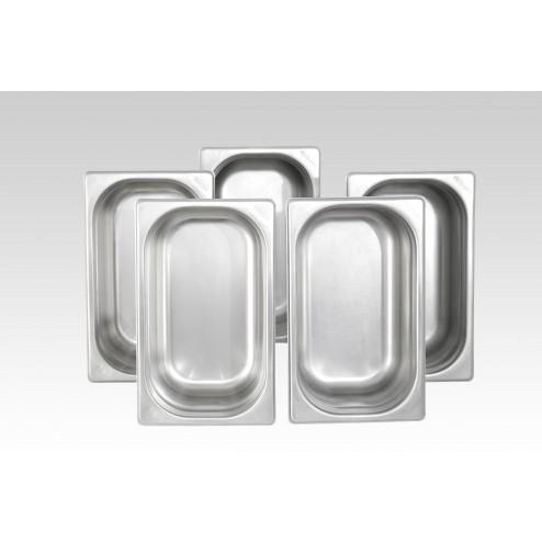 Nemox Kit 5 X 2,5L Ice Cream Pans For Fresh Magic e Freeze Magic