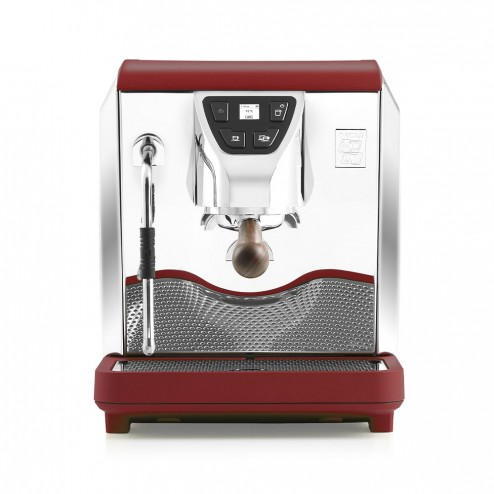 Nuova Simonelli Oscar Mood Direct Water Connection Red