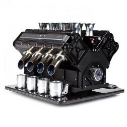 Espresso Veloce Nero Carbonio V8
