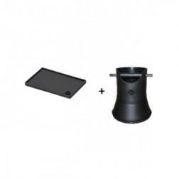 Kit Knock Box Black and Mat