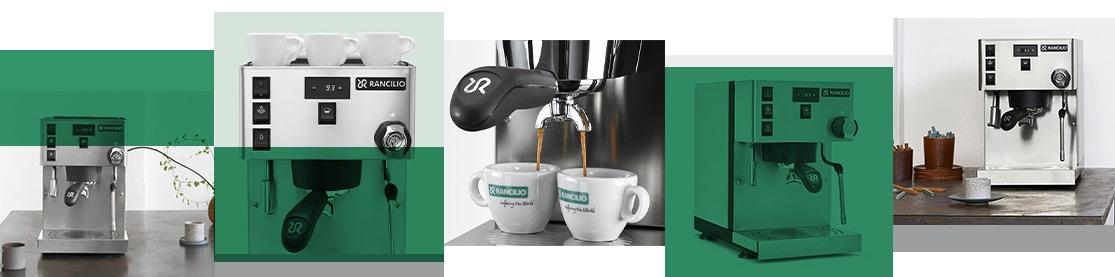 Silvia Pro Coffeemaker